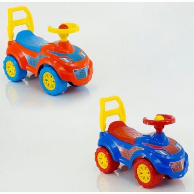 """Беби машина """"Спайдер"""" 3077 (3) 2 цвета, /ЦЕНА ЗА 1 ШТ/ """"ТЕХНОК"""""""