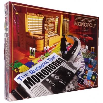 Настольная игра Монополия-Люкс SP G-08 ДАНКО ТОЙС большая оптом
