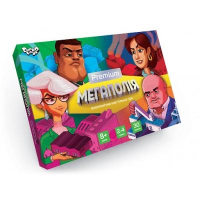 Мегаполия Premium В «Мегаполии» игрокам предстоит проявить весь свой экономический талант и деловую сноровку, чтобы создать многомиллионную корпорацию оптом